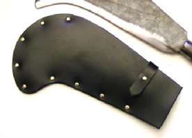 Morris Billhook Sheath (Available in different Patterns)